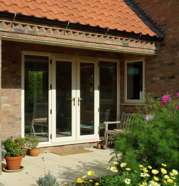 ... Window Elegance Luxury French Doors ...